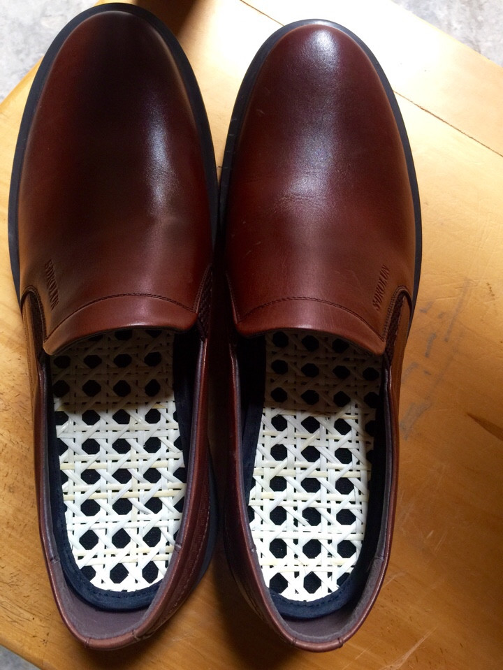 Natural Rattan Shoe Pad