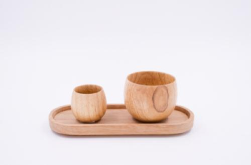 Wood Cup