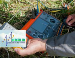 THIẾT BỊ ĐO ĐIỆN TRỞ VÀ ĐIỆN TRỞ SUẤT ĐẤT SONLE MRU 200 GPS