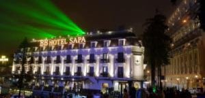 VANLAMAUDIO CUNG CẤP THIẾT BỊ ÂM THANH CHO KHÁCH SẠN BB HOTEL SAPA