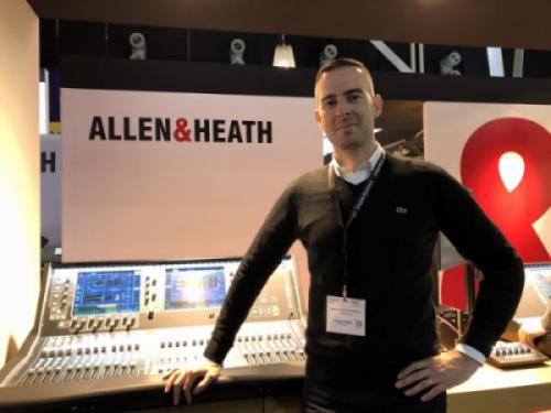 ALLEN & HEATH APPOINTS SONOS LIBRA AS EXCLUSIVE DISTRIBUTOR IN THAILAND