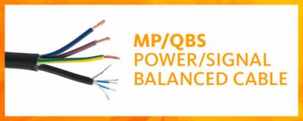 POWER/SIGNAL BALANCED CABLE