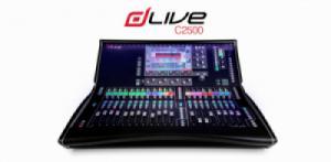 dLive C Class C2500