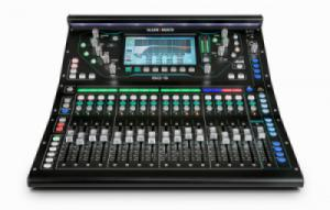 48 channel - 36 bus digital mixer SQ-5
