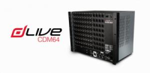 dLive C Class CDM64