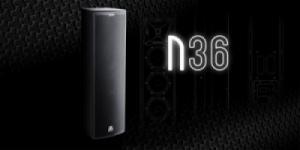 3x 6 inch ACTIVE FULL-RANGE COLUMN SPEAKER SYSTEM
