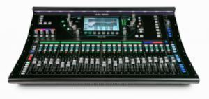 48 channel / 36 bus digital mixer SQ-6
