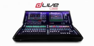 dLive C Class C3500