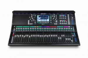 48 channel / 36 bus digital mixer SQ7