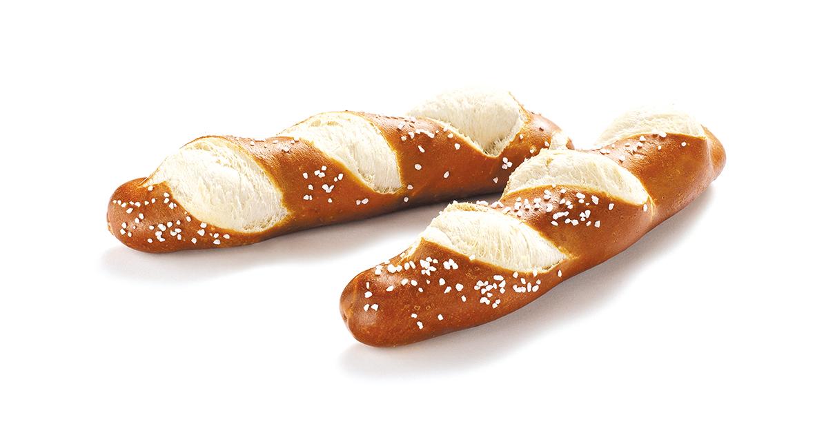 Pretzel Stick <br> Bánh Mì Que Xoắn