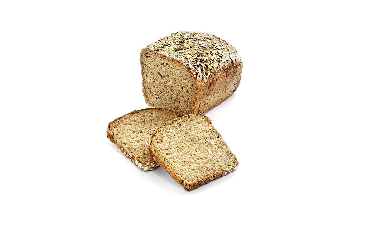 Organic Wholemeal Loaf  <br> Ổ Bánh Mì Hữu Cơ