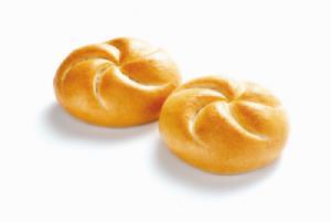 Organic Kaiser Roll <br>Bánh Mì Hình Vương Miện Hữu Cơ