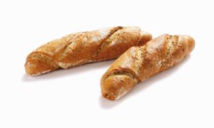 Organic Finger Roll <br> Bánh Mì Cuộn Finger Hữu Cơ