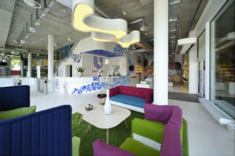 Những thiết kế văn phòng sáng tạo đẹp nhất thế giới