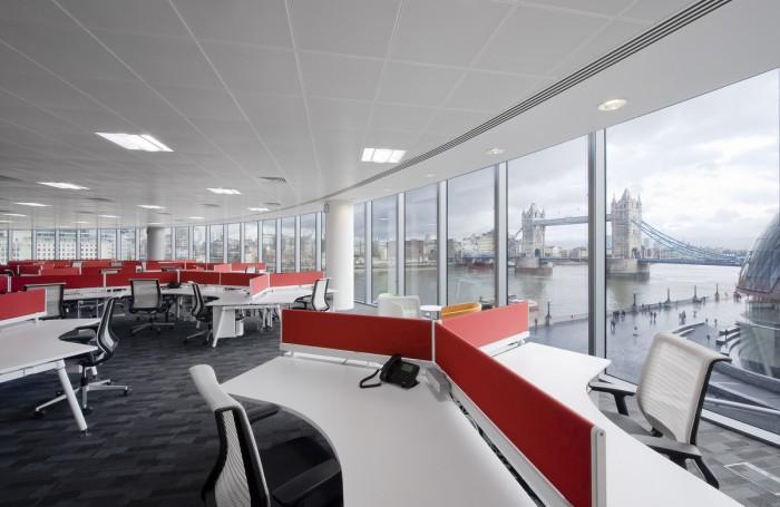 TOP những thiết kế văn phòng mở hiện đại nhất trên thế giới