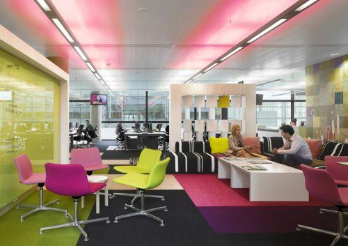 HOT 5 mẫu thiết kế văn phòng công ty độc đáo nhất hiện nay