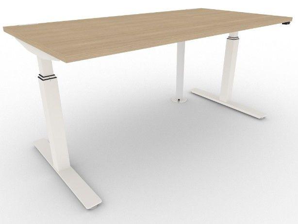 bàn văn phòng nâng lên hạ xuống