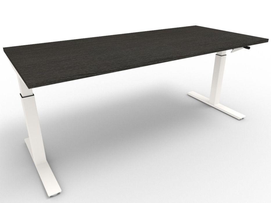 bàn nâng hạ tay quay