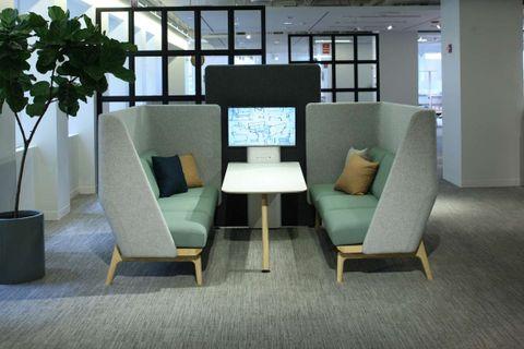 ghế ngồi làm việc riêng 11