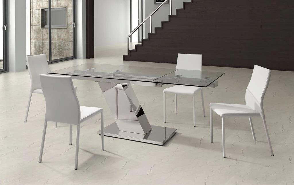 bàn làm việc bằng kính dùng cho văn phòng