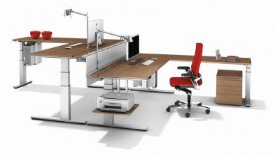 modul bàn làm việc đứng