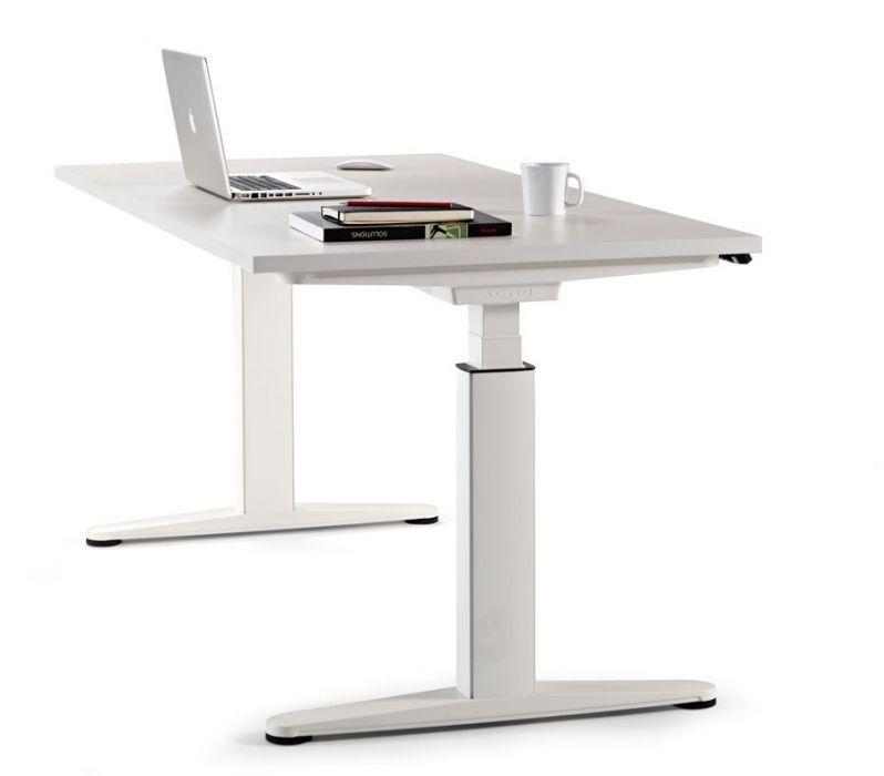 bàn văn phòng nâng hạ