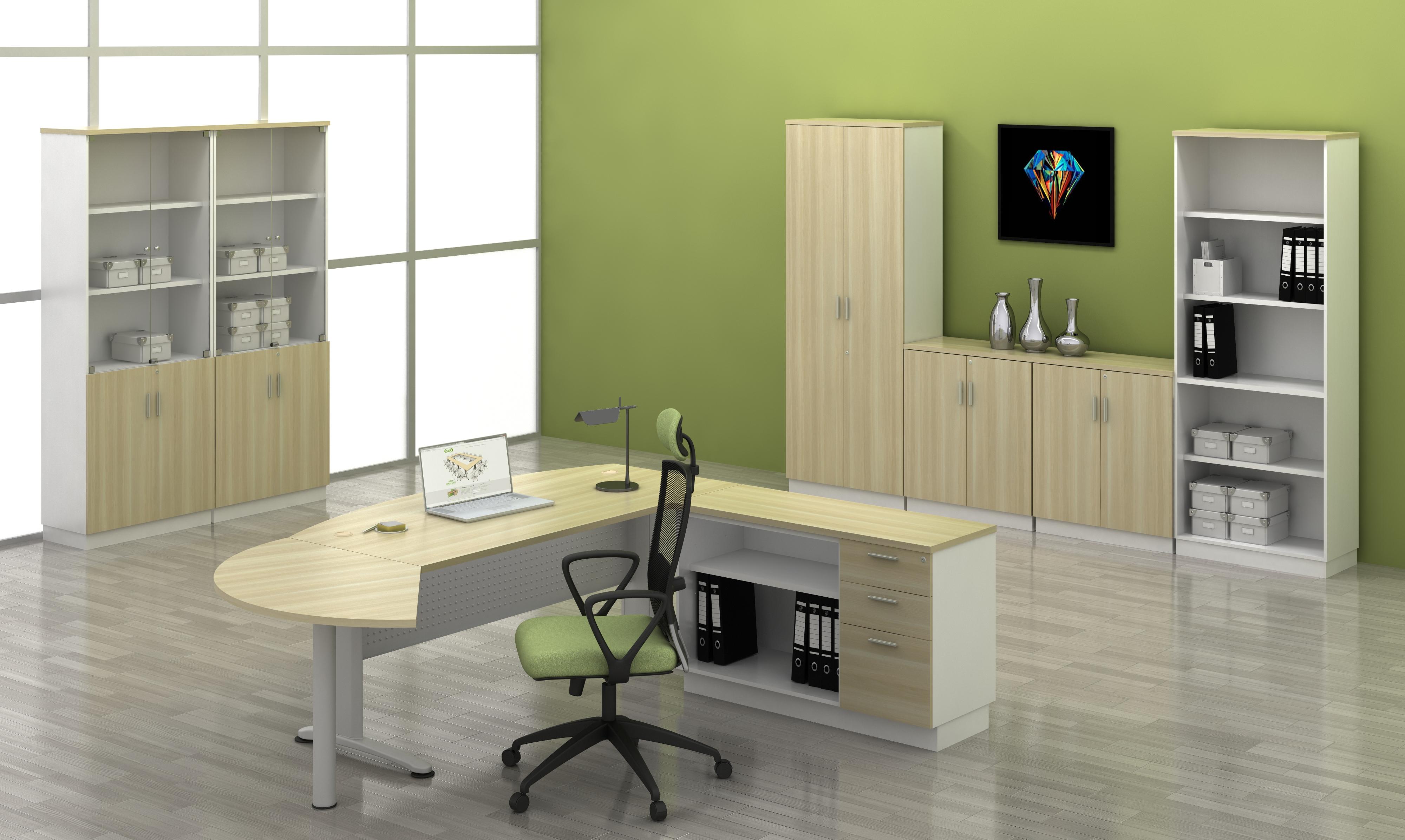 mau nội thất văn phòng malayxia