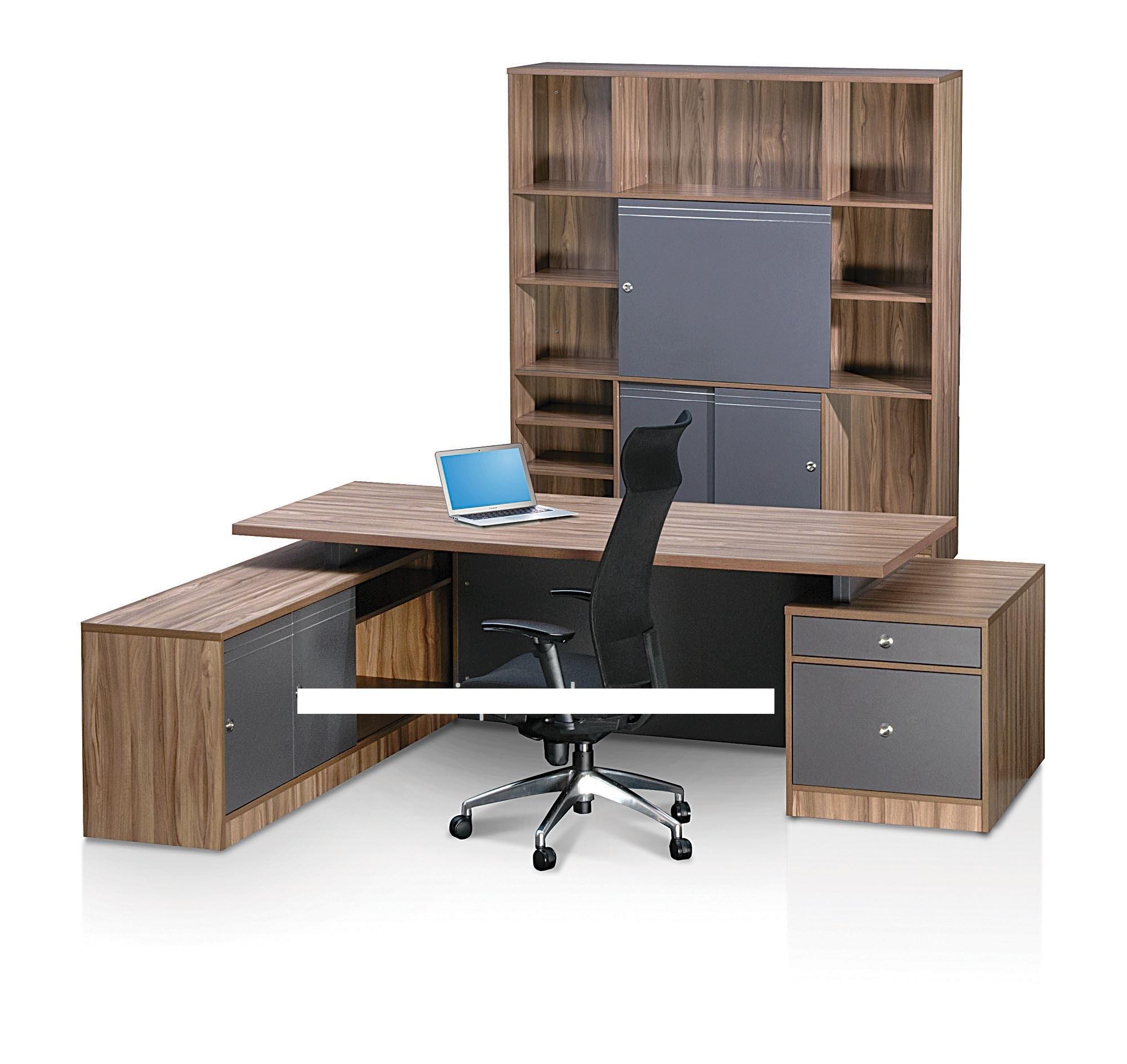 thi công bàn làm việc theo thiết kế