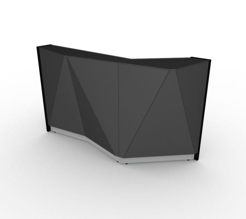 bàn tiếp tân bằng kinh ALP05 black