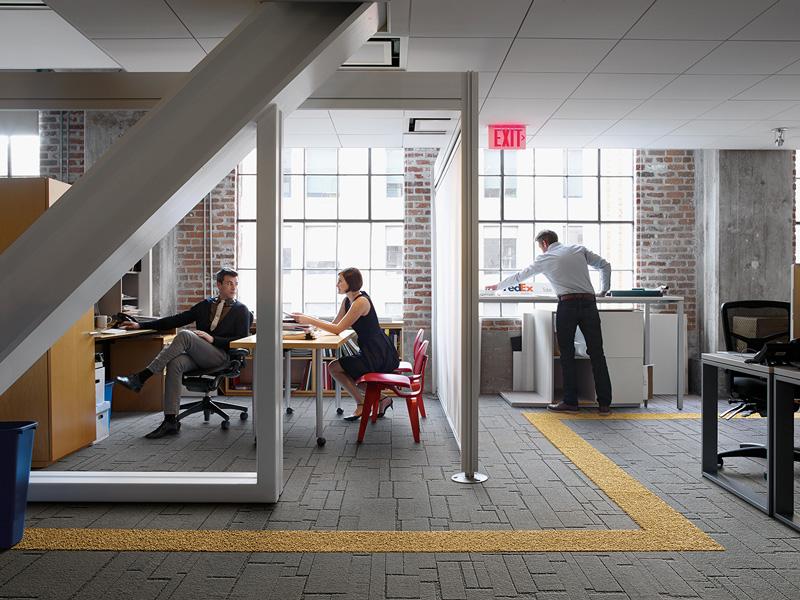 thiết kế văn phòng chánh niệm