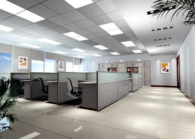 Thiết kế chiếu sáng văn phòng làm việc hiệu quả