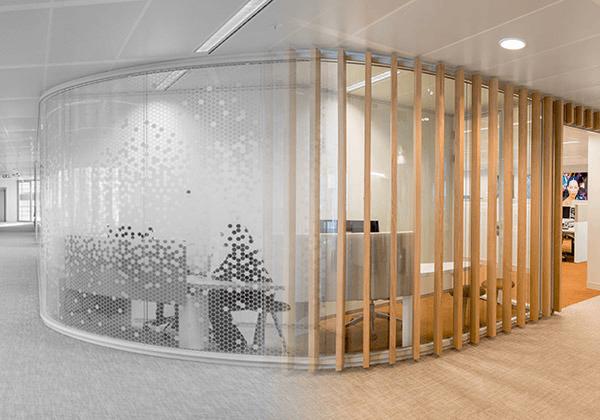 chuyên thiết kế thi công nội thất văn phòng