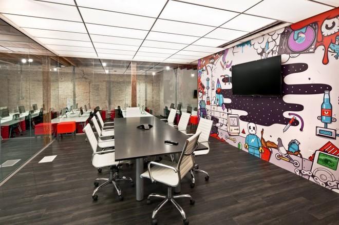 Xu hướng thiết kế nội thất văn phòng chuyên nghiệp 2018