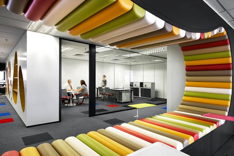 TOP 5 thiết kế văn phòng làm việc hiện đại nhất hiện nay