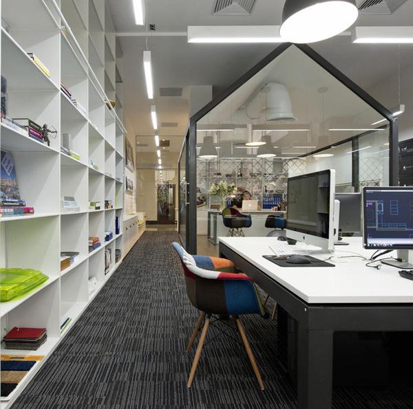 Những thiết kế văn phòng làm việc diện tích nhỏ đẹp hiện đại