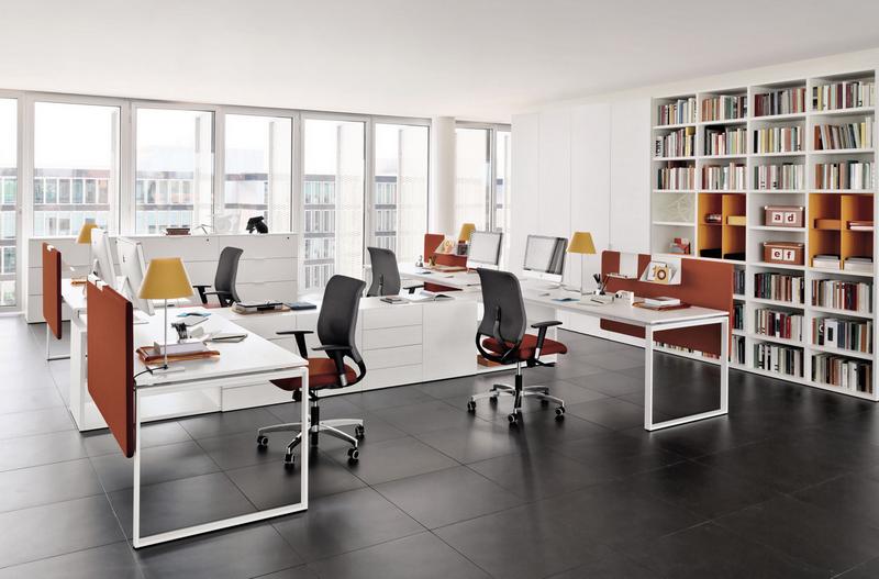 Những mẫu thiết kế văn phòng công ty nhỏ ấn tượng nhất hiện nay