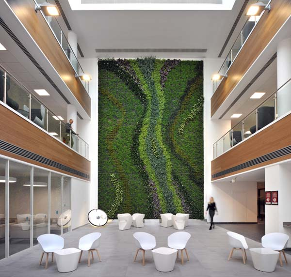 Mẫu thiết kế văn phòng làm việc hiện đại nhất của 2018