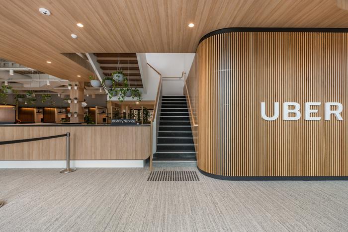 Tham khảo thiết kế nội thất một số văn phòng tại Úc