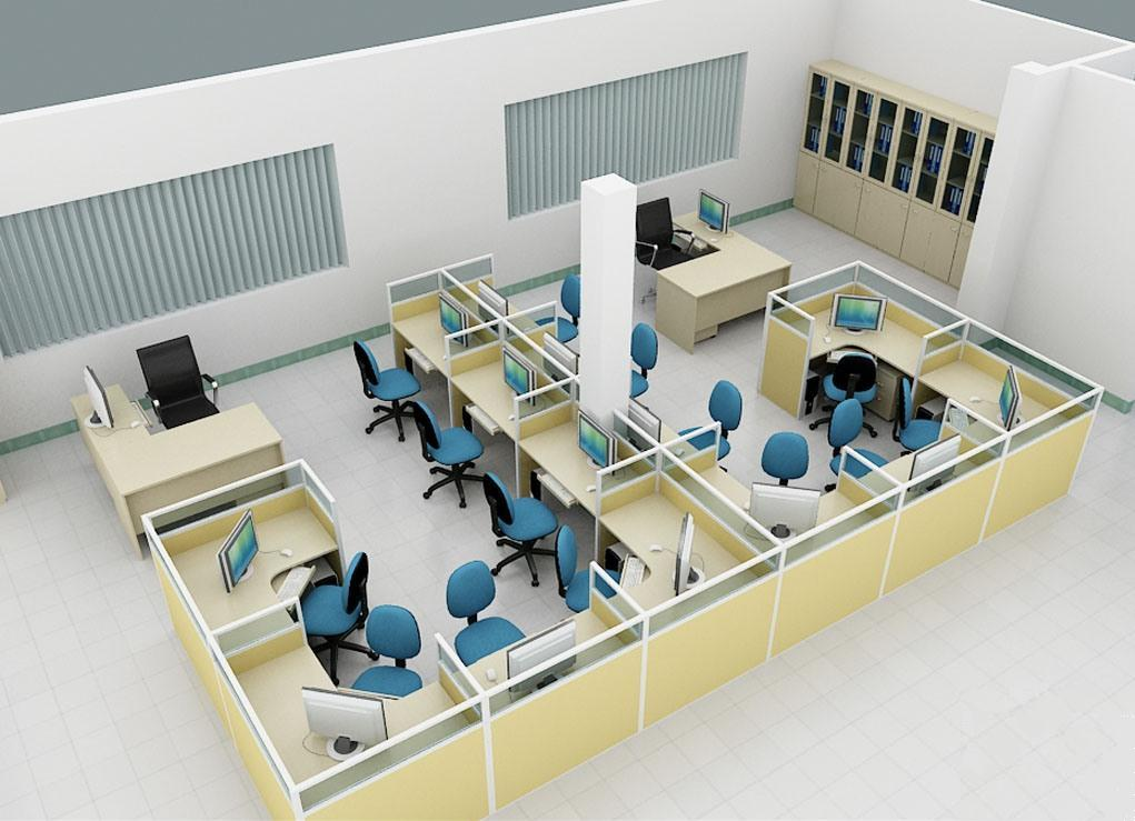Thiết kế nhà ở kết hợp văn phòng cho thuê hiện đại