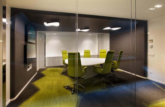 Phong cách thiết kế nội thất phòng họp sang trọng hiện đại