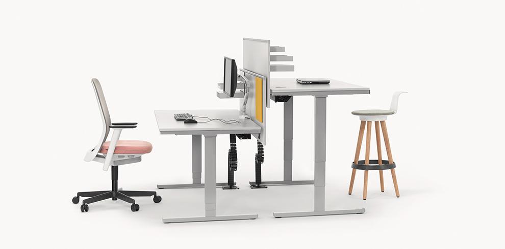 Bàn làm việc nâng hạ Lift Desk Pure