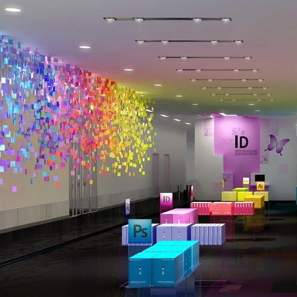 Lời khuyên thiết kế nội thất văn phòng công nghệ thông tin và truyền thông.