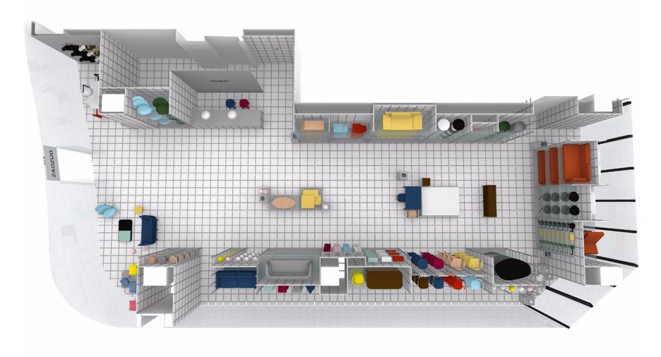 Thiết kế Showroom để gây ấn tượng với khách hàng và tăng doanh thu