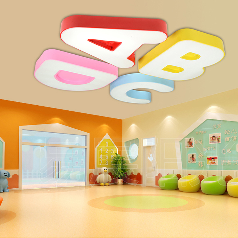 Ý tưởng thiết kế nội thất mẫu giáo độc đáo sáng tạo