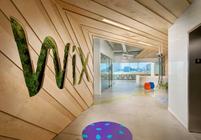 Tham khảo thiết kế nội thất văn phòng Wix.com