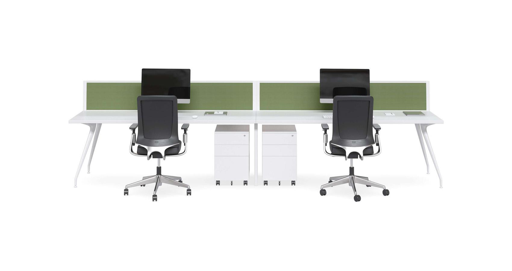 Một số modul sản phẩm nội thất văn phòng hãng KROST