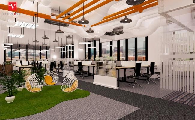 Tìm hiểu bản vẽ thiết kế văn phòng làm việc chuyên nghiệp