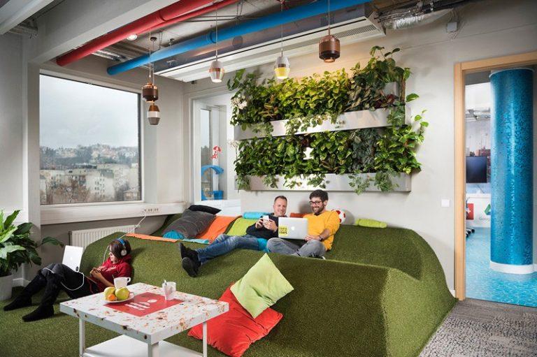 5 Cách sáng tạo để thiết kế văn phòng chuyên nghiệp nhất