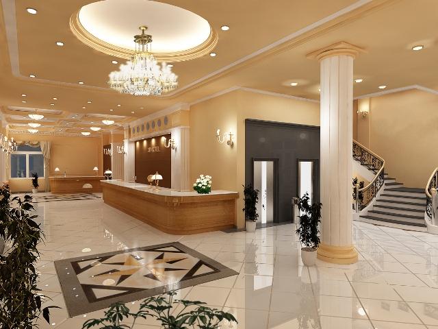 Nguyên lý thiết kế nội thất khách sạn không phải ai cũng biết