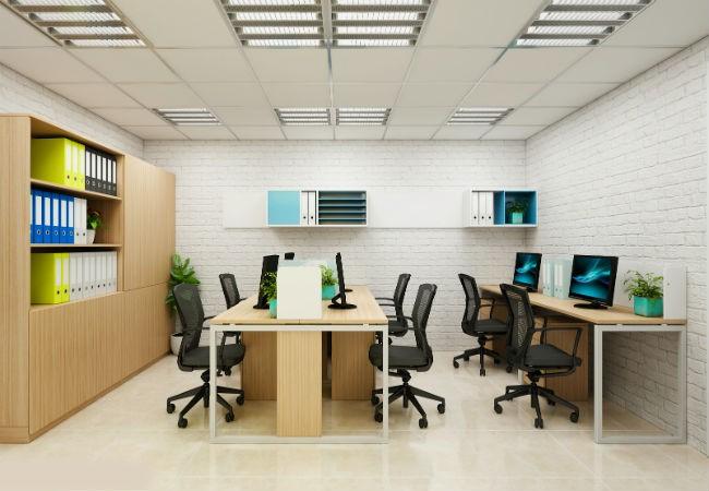 Công ty thiết kế thi công nội thất văn phòng nhỏ giá rẻ Hà Nội